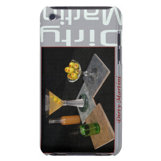 Dirty Martini iPod Touch Case-Mate Case