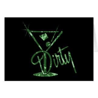 Dirty Martini - Green Card