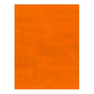 Dirty Orange Postcard