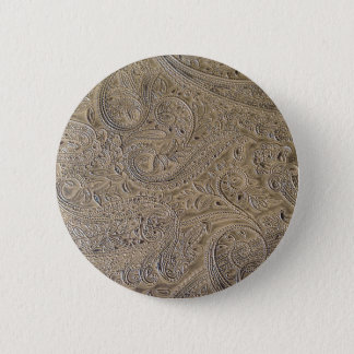 Dirty Paisley Button