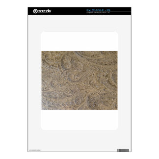 Dirty Paisley Decal For iPad