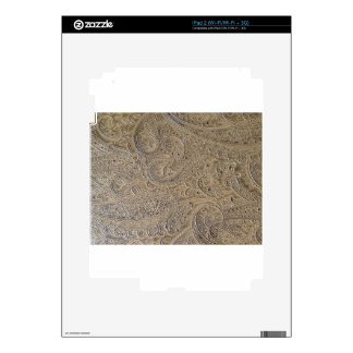 Dirty Paisley Decal For iPad 2