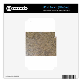 Dirty Paisley iPod Touch 4G Skin