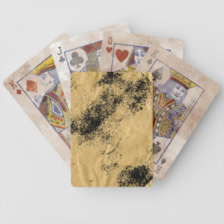 """""""Dirty"""" Playing Cards"""