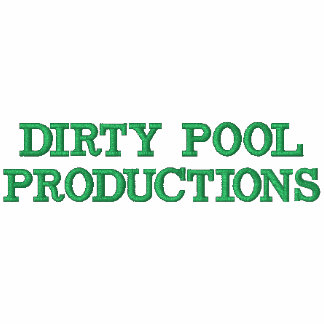 DIRTY POOL PRODUCTIONS EMBROIDERED HOODIES