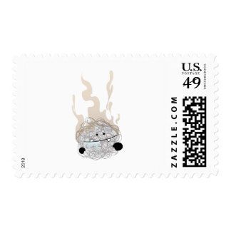 Dirty Postage Stamp