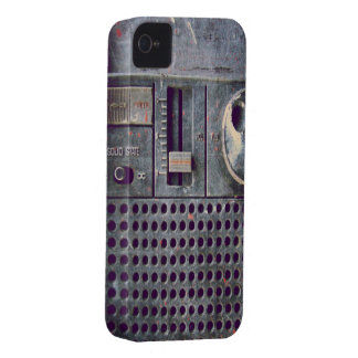 Dirty radio iPhone 4 cover