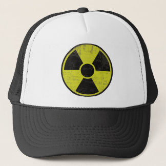 Dirty Radioactive Sign Trucker Hat
