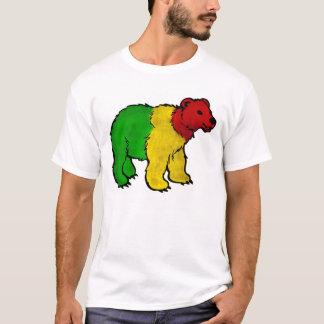 Dirty Rasta Bear T-Shirt