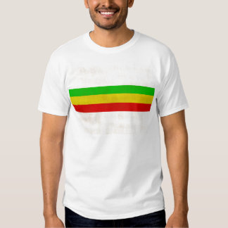 Dirty Rasta Stripes Shirt