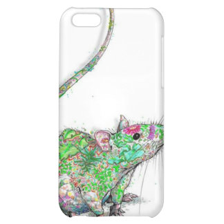 Dirty Rat iPhone 5C Cover