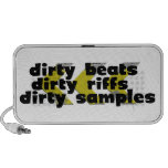 Dirty Riffs, Dirty Beats, Dirty Samples Speaker System