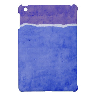 Dirty ripped paper iPad mini covers