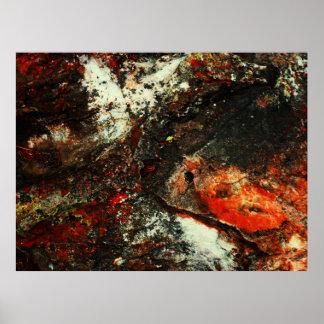 """Dirty Rock"" JTG Art Poster"