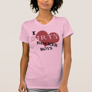 Dirty Rocker Boys T-shirt