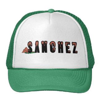dirty sanchez trucker hat