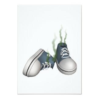 Dirty Sneakers Card