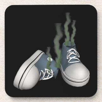 Dirty Sneakers Coasters