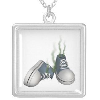 Dirty Sneakers Custom Jewelry