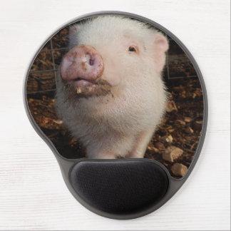 Dirty Snout, Mini Pig Gel Mousepad