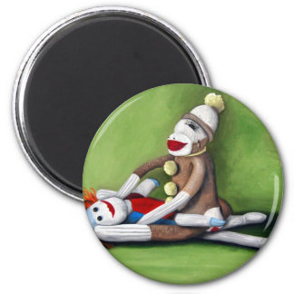 Dirty_Socks 1 Fridge Magnet