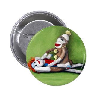 Dirty_Socks[1] Pinback Button