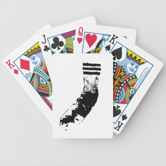 Dirty Socks Bicycle Playing Cards