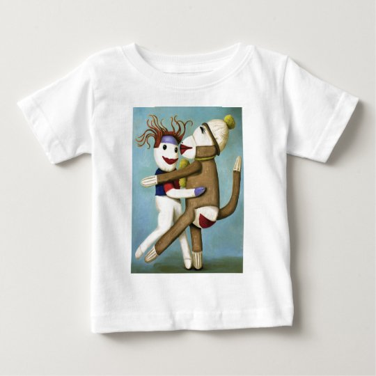 Dirty Socks Dancing The Tango Baby T-Shirt
