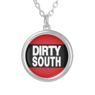 Dirty South 2 Red Necklaces