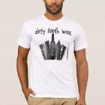 Dirty South Wine Logo (Chicken) T-Shirt