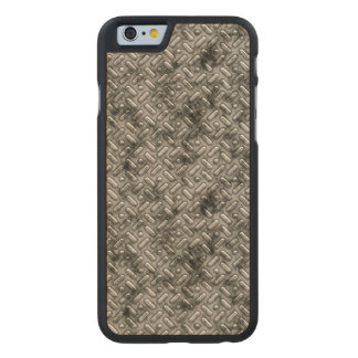 Dirty Steel Carved® Maple iPhone 6 Slim Case