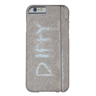 Dirty 'Tailgate Talk' Barely There iPhone 6 Case