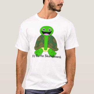 Dirty Turtle Logo, White T-Shirt