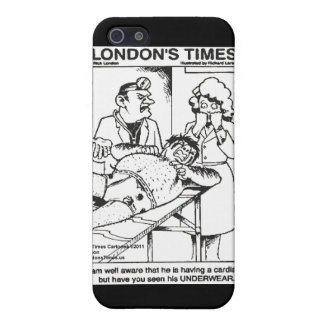 Dirty Underwear & Hospitals Funny Gifts & Tees iPhone SE/5/5s Cover