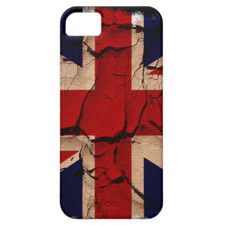 Dirty Vintage UK iPhone 5 Case