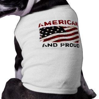 Dirty Vintage USA Doggie Tee
