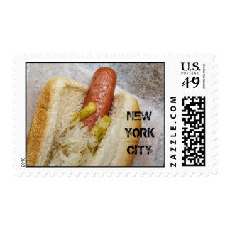 Dirty Water Dog NYC Postage