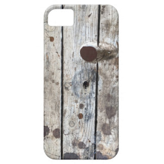 Dirty Wooden Phone Case