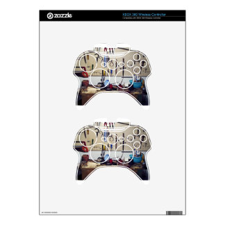 Dirty workbench xbox 360 controller skins