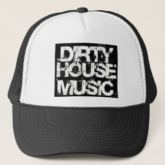 dirtyhousemusic-1 trucker hat
