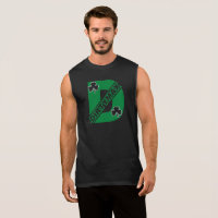 DIRTYMAX STPATRICKS DAY SLEEVELESS SHIRT