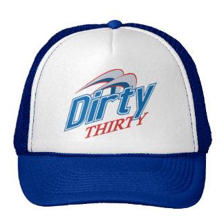 Diry Thirty Meshy Hats
