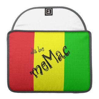 dis be meMac MacBook Pro Sleeve