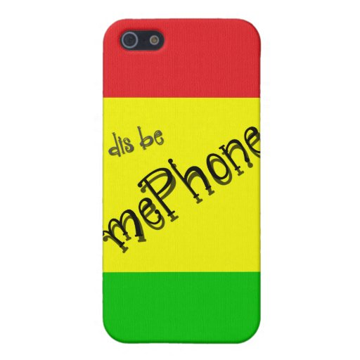 dis be mePhone Cases For iPhone 5