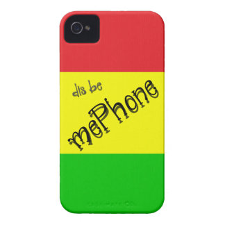 dis be mePhone iPhone 4 Case