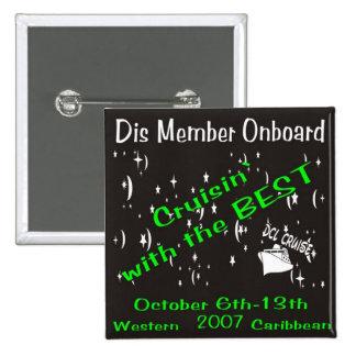 dis boards pin10 pinback button