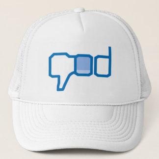 Dis-Like god & religion! Trucker Hat