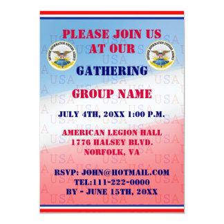 DISA Event Invitation