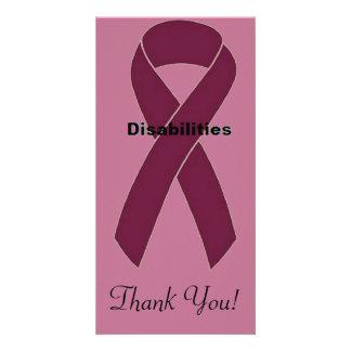 Disabilities Card