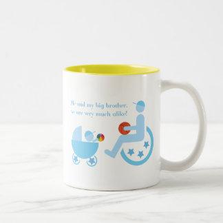Disability awareness for kids - Mug